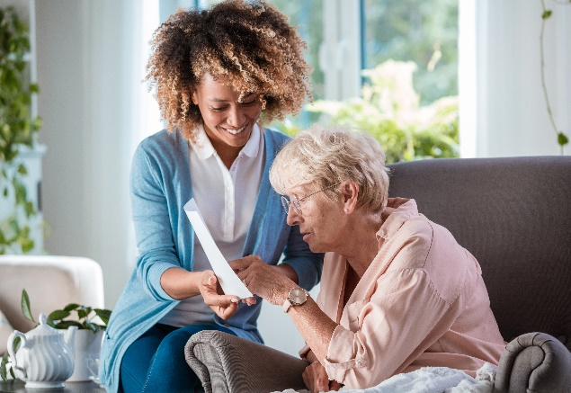Home-Care for the elderly and physically challenge